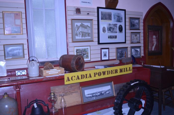 Acadia Powder Mill