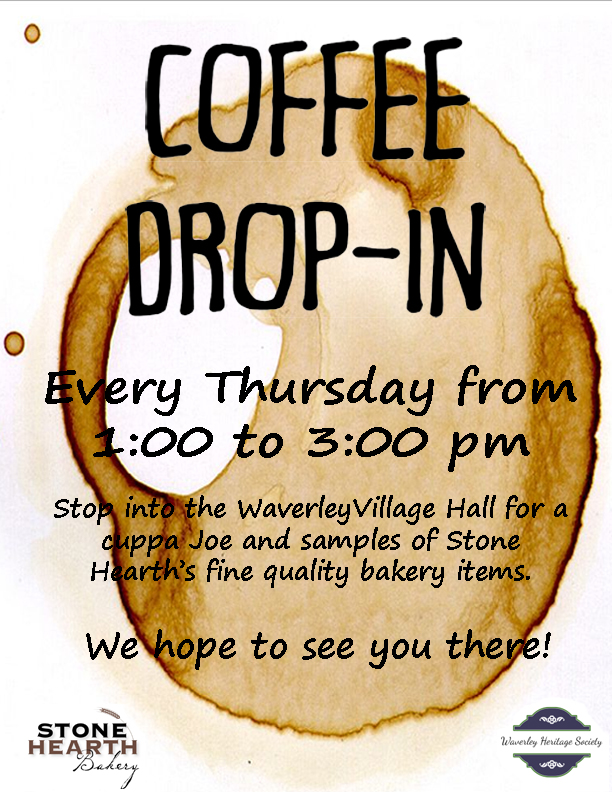 Coffee Drop in site