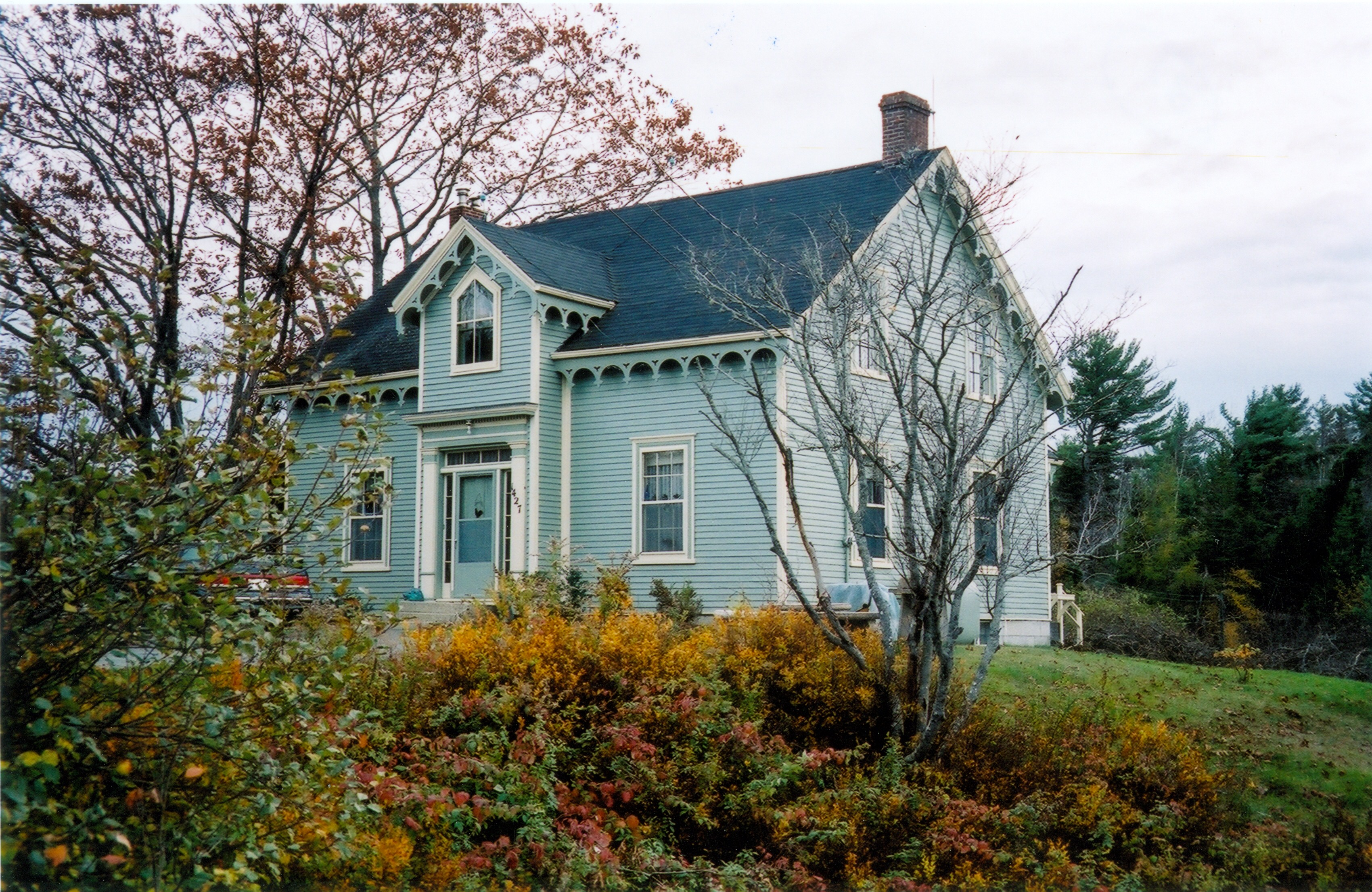 Moxin House on Cobequid Road