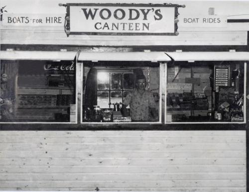 Woody's Canteen