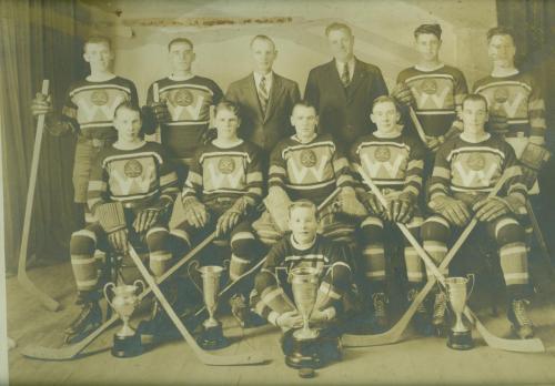 Waverley Gold Diggers 1934